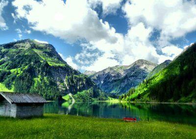 Lac Vilsalpsee