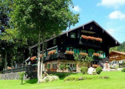 maison typique de l'Allgau
